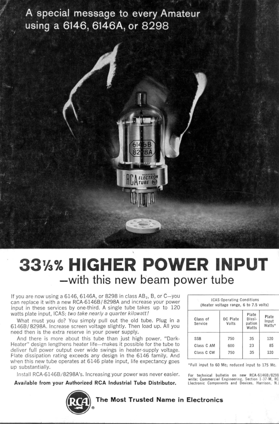 6146 Family of Vacuum Tubes