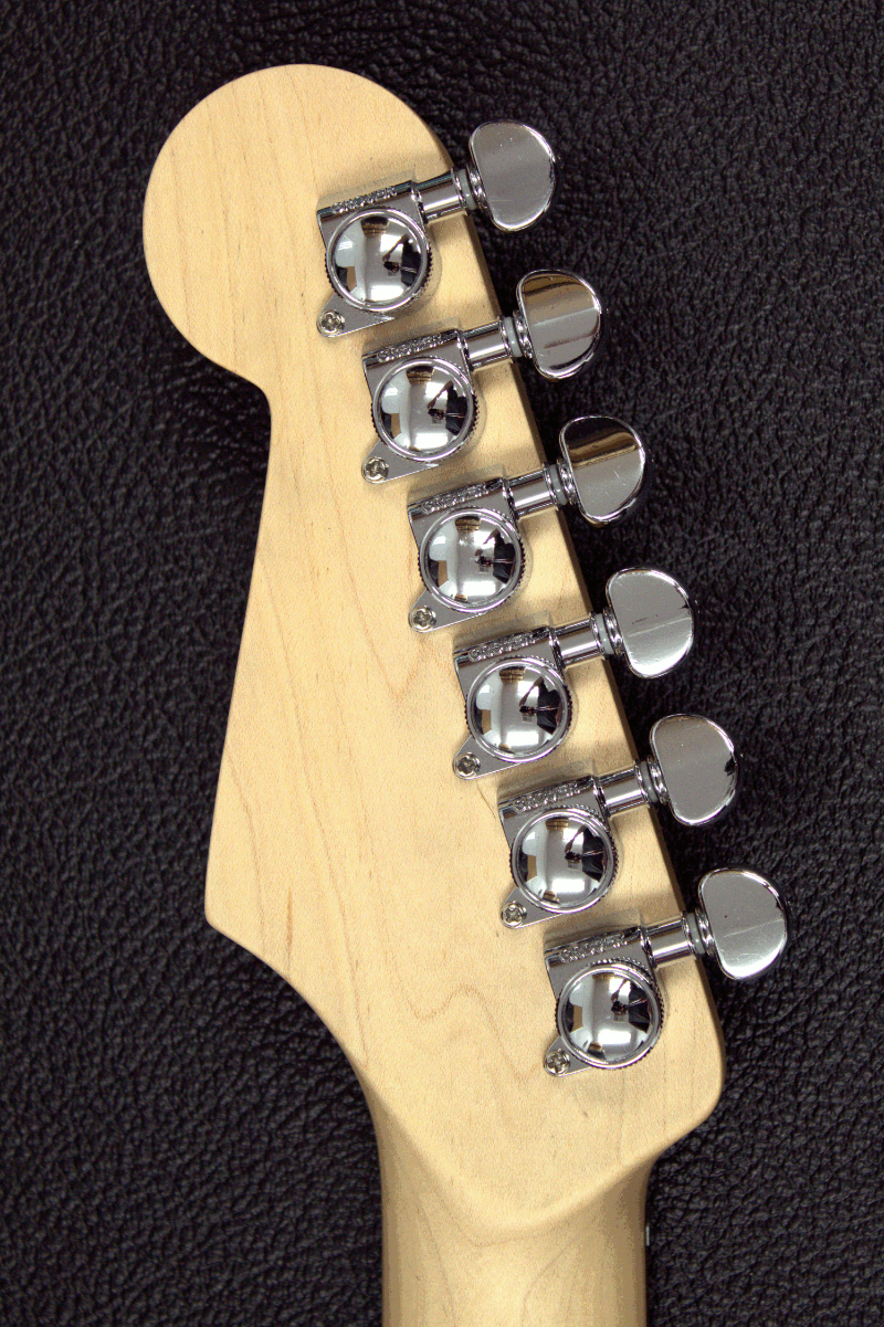 6-in-a-line tuners