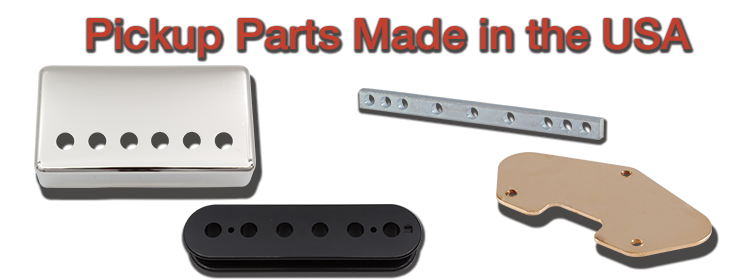 New pickup parts made in the USA
