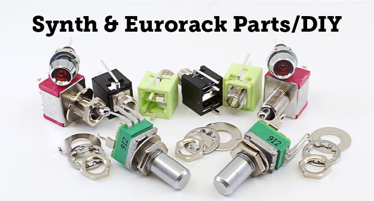 Synth & Eurorack Parts / DIY