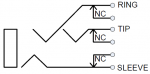 Switching Diagram for Stereo
