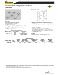 Specification Sheet for 3 Amps