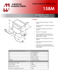 Specification Sheet for 10 H / 100 mA