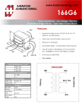 Specification Sheet for 0.6 A