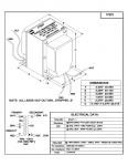 Specification Sheet for 15W | 6.2kΩ | 8Ω