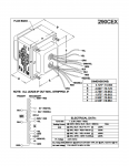 Specification Sheet for Vibrolux, Vibrolux Reverb - 240 V