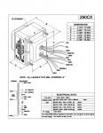 Specification Sheet for Vibrolux, Vibrolux Reverb - 120 V
