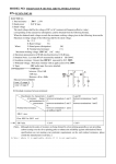Specification Sheet for 3 MΩ