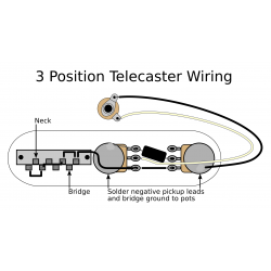 3 Position Tele Electronics Upgrade