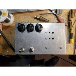 Tube Tremolo Pedal
