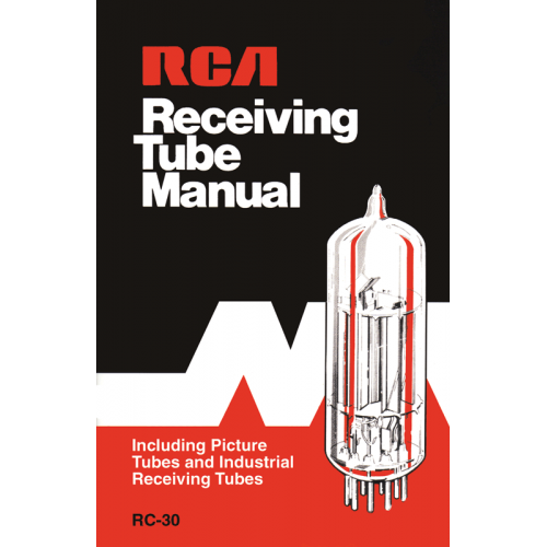 RCA Receiving Tube Manual, Technical Series RC-30 image 1