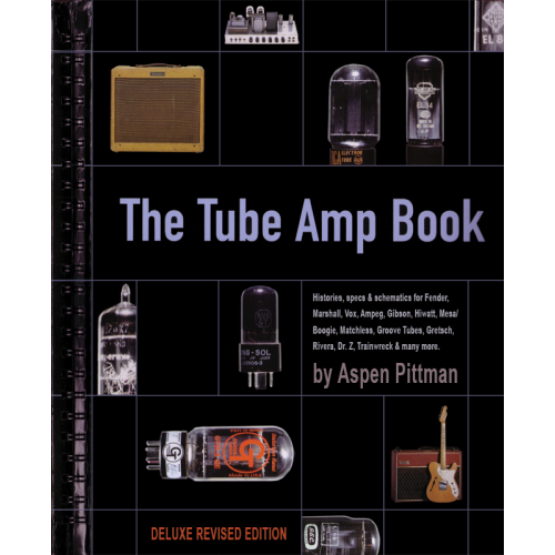 The Tube Amp Book, Deluxe Revised Edition image 1