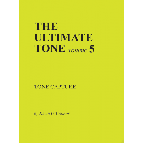 The Ultimate Tone, Volume 5, Tone Capture image 1