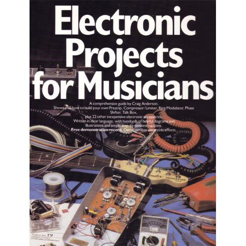 Electronic Projects for Musicians, A Comprehensive Guide image 1
