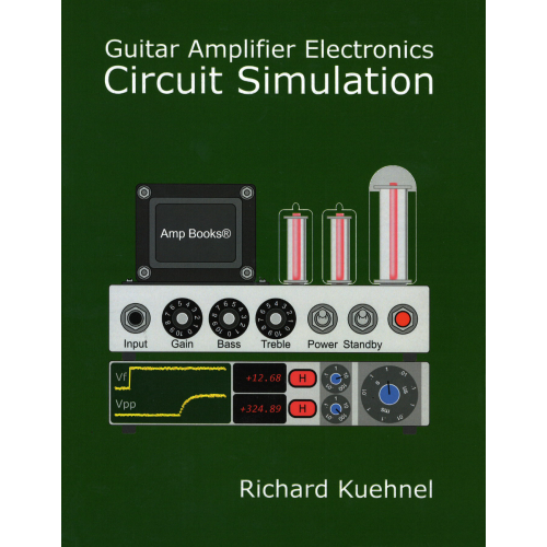 Guitar Amplifier Electronics: Circuit Simulation image 1