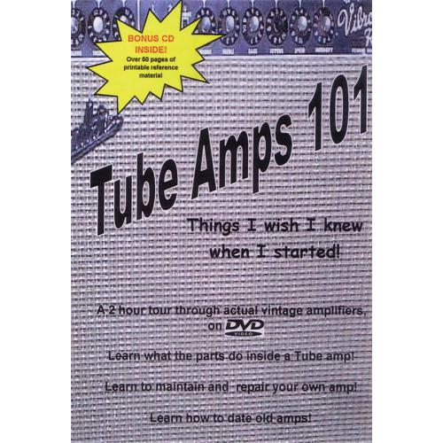 DVD - Tube Amps 101, Things I Wish I Knew image 1