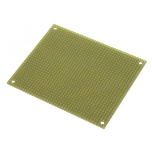 "StripBoard - Single Sided, 3.94"" x 3.15"", Mounting Holes image 4"