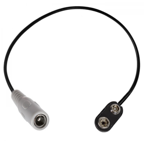 Cable - Power All, Grey Battery Snap Jumper image 1