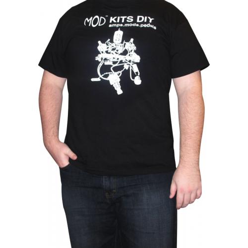 Shirt - Black with MOD® Kits DIY Pedal  image 2
