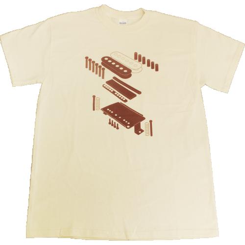 Shirt - Natural Tan with Pickup Assembly image 1