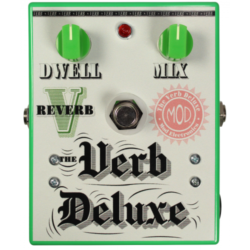 Effects Pedal Kit - MOD® Kits, The Verb Deluxe, Digital Reverb image 1