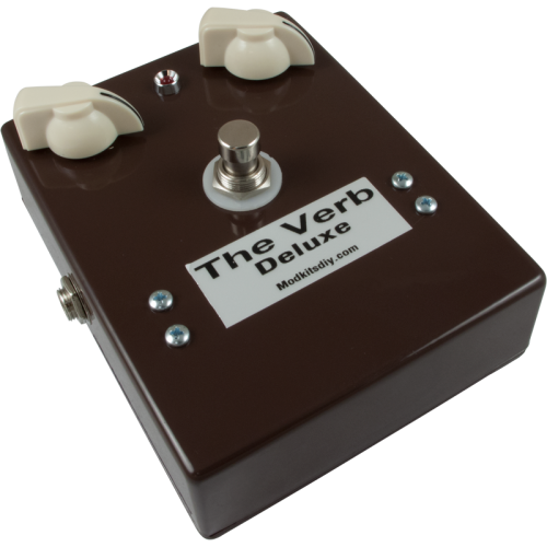 Effects Pedal Kit - MOD® Kits, The Verb Deluxe, Digital Reverb image 2