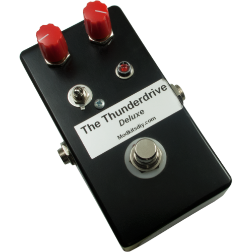 Effects Pedal Kit - MOD® Kits, Thunderdrive Deluxe, Overdrive image 1