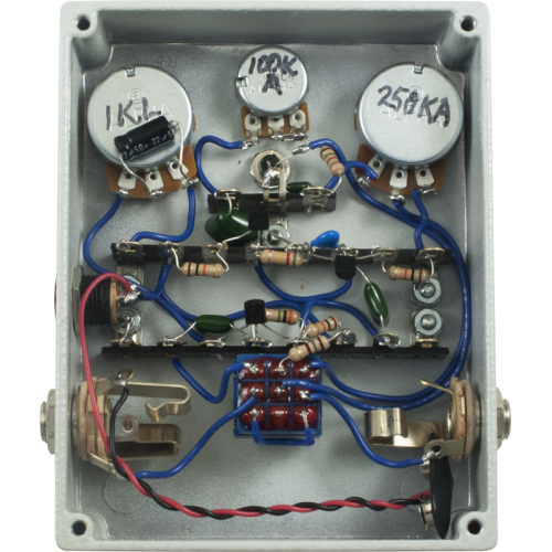 Effects Pedal Kit - MOD® Kits, The Contortionist II, Fuzz image 3