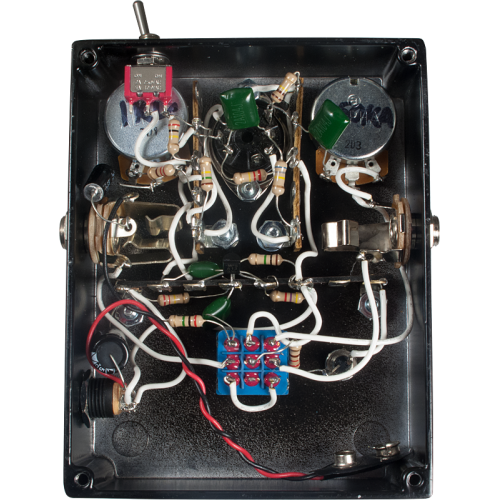 Effects Pedal Kit - MOD® Kits, The Persuader Deluxe, Overdrive image 3