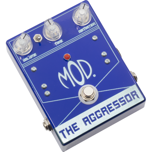 Effects Pedal Kit - MOD® Kits, The Aggressor, Distortion image 1