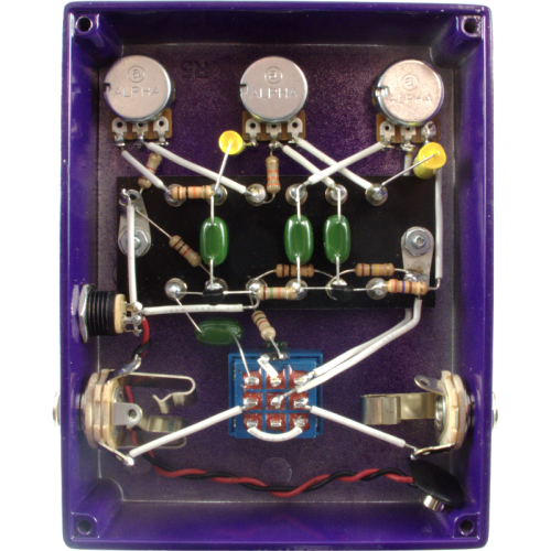 Effects Pedal Kit - MOD® Kits, Tone Attack, Active Tone Stack image 3