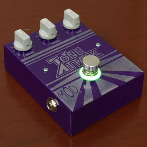 Effects Pedal Kit - MOD® Kits, Tone Attack, Active Tone Stack image 5