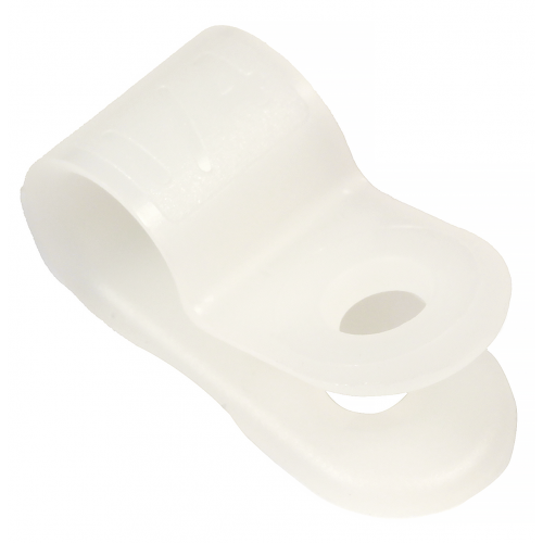 """Cable Clamp - for 1/4"""" Cable Diameter, Nylon image 1"""