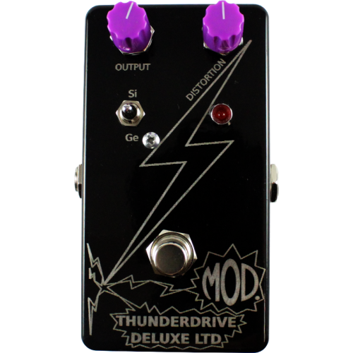 Effects Pedal Kit - MOD® Kits, Thunderdrive Deluxe LTD image 3