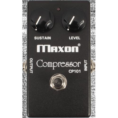 Effects Pedal - Maxon, CP101, Compressor image 2