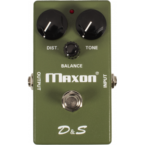 Effects Pedal - Maxon, D&S, Distortion & Sustainer image 2