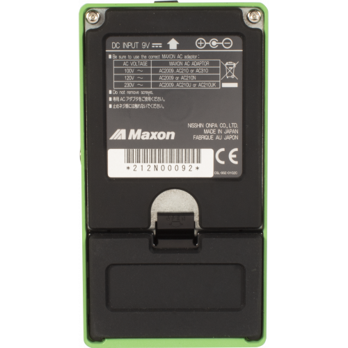 Effects Pedal - Maxon, OD9, Overdrive image 4