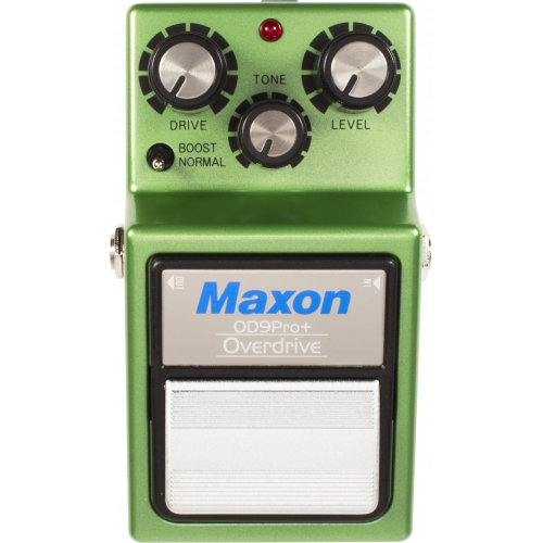 Effects Pedal - Maxon, OD9Pro+, Overdrive Pro Plus image 2