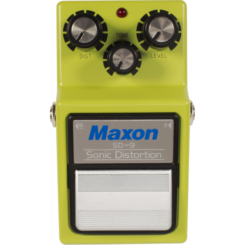 Effects Pedal - Maxon, SD9, Sonic Overdrive image 2