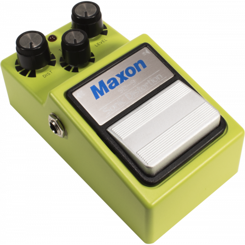 Effects Pedal - Maxon, SD9, Sonic Overdrive image 1