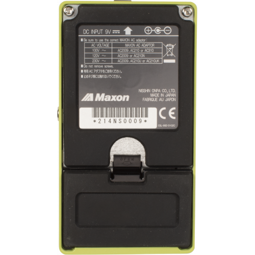 Effects Pedal - Maxon, SD9, Sonic Overdrive image 3