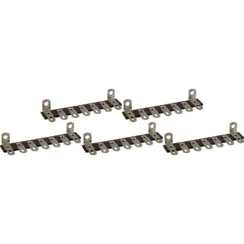 Terminal Strip - 7 Lug, 1st & 7th Lug Common, Horizontal image 1