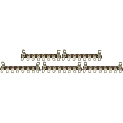 Terminal Strip - 8 Lug, 1st & 8th Lug Common, Horizontal image 1