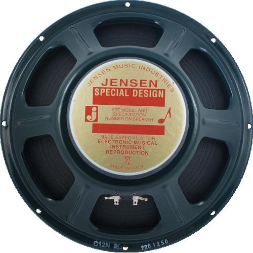 "Speaker - Jensen® Vintage Ceramic, 12"", C12N, 50W image 4"