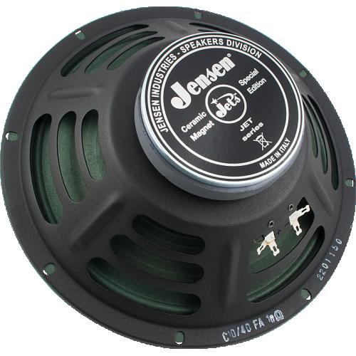 """Speaker - Jensen® Jets, 10"""", Falcon, 40W, Ferrite image 1"""