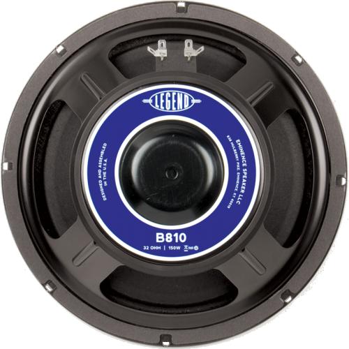 "Speaker - Eminence® Bass, 10"", Legend B810, 150W, 32Ω image 1"