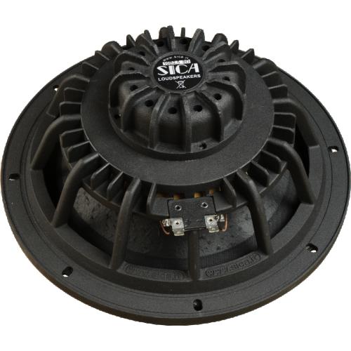 Speaker - 10 in. Sica Bass, Neo, 250 W, 8 Ohm Aluminum, B-Stock image 1