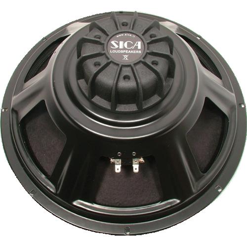 "Speaker - 15"" Sica Bass, Neo, 350W, 8 Ohm, Steel, B-Stock image 1"