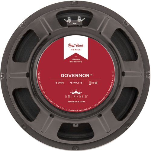 "Speaker - Eminence® Redcoat, 12"", The Governor, 75W image 1"