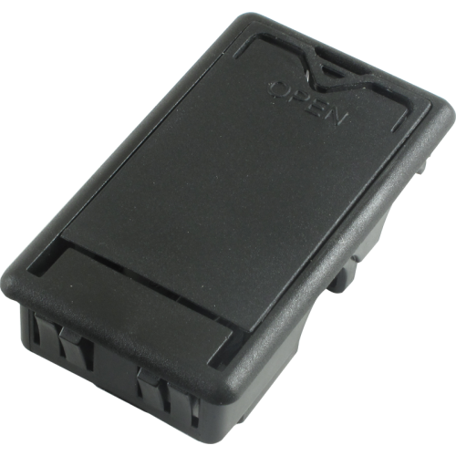 Battery Box - Dunlop, snap-in enclosure image 2